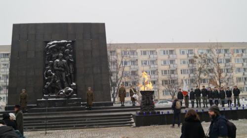 Pomnik Bohaterów Getta